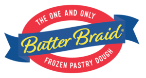 Classic & Online Fundraising - Butter Braid logo